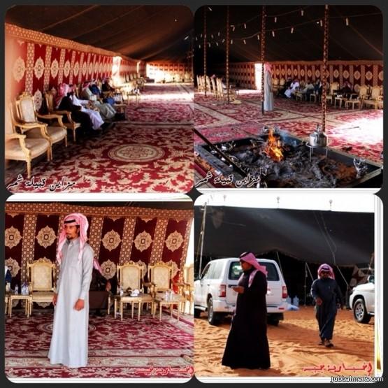 """""""تغطية مصوره"""" لمهرجان مزاين شمر ومخيمات قبيلة الرمال"""