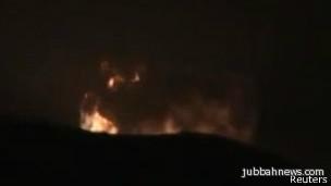 الضربتان الجويتان الإسرائيليتان: تحذير للرئيس السوري الأسد