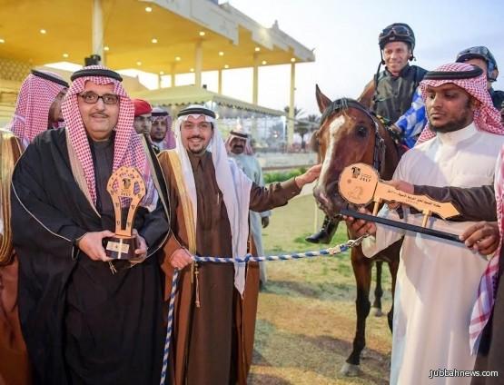 في بطولة الخيل العربية الأصيلة بالقصيم الجواد منيع الخالدية لمربط المشناء يحقق المركز الثالث