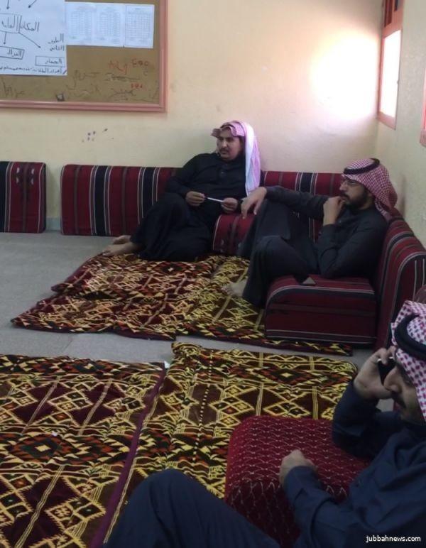 لإنتاج أوبريت إنشادي إنطلاق مستبقة المنشد الواعد في مدرسة طارق بن زياد ب #جبة