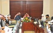لجنة رالي حائل التنفيذيه تقر خطتها لتنظيم رالي حائل الدولي 2013