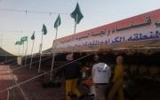 رئيس مركز قناء والأهالي وتنمية قناء يدعوكم لحضور مخيم إستقبال ضيوف وزوار #رالي_حائل