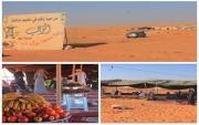 """""""تغطيه مصوره"""" لمخيم أسرة الثويني لأستقبال ضيوف وزوار #رالي_حائل"""