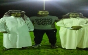 لكرة القدم وصول مدرب نادي #جبة لدرجة الشباب والناشئين والبراعم