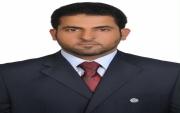 """الحكم """"منصور السعيد"""" يحصل على الشارة الدولية لعام 2015"""