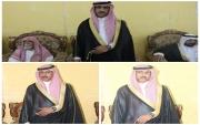 بالصور| سحم العيفان الرمالي يحتفل بزواج ابنه الشاب/ محمد