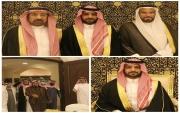 """""""بالصور"""" أسرة السليمان من العروج تحتفل بزواج ابنهم الشاب/ يزيد مرزوق السليمان"""
