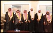 """""""بالصور"""" جماعة الخطباء من الرمال تحتفل بزواج ابنائهم الجماعي العاشر"""
