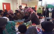 """تحت شعار """"فطوري سر صحتي"""" مدرسة طارق بن زياد بجبة تقيم يوم التغذية السليم"""
