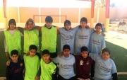 إنطلاق دوري المواد الدراسية لكرة القدم في مدرسة طارق بن زياد ب #جبة