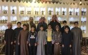 ضمن برنامج التعريف بالتراث الوطني والآثار طلاب مدرسة طارق بن زياد بجبة يزورون متحف جبة