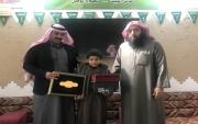 مدرسة طارق بن زياد بجبة تختتم مشروع فارس الإملاء للفترة الإولى