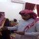 قصيدة الشاعر مفضي الفاران ترحيبا بسمو الأمير سعود بن فيصل آل سعود